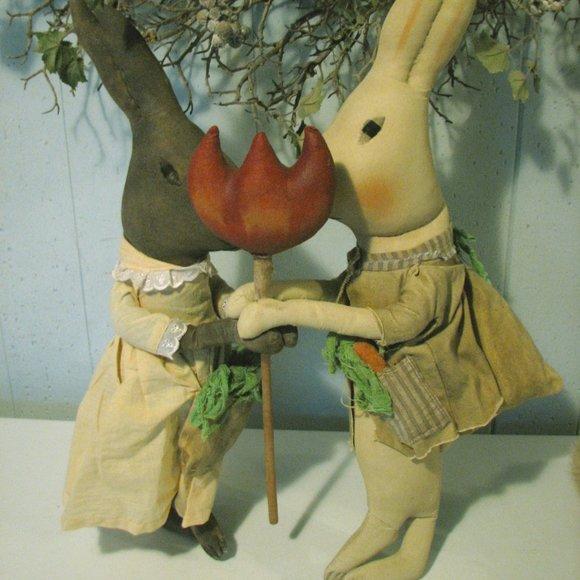 Primitive Rabbits